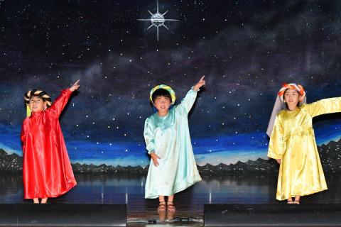 12月 聖劇発表会