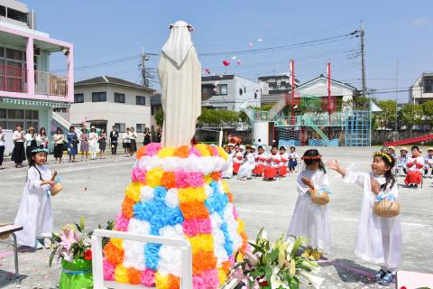 5月 マリア祭